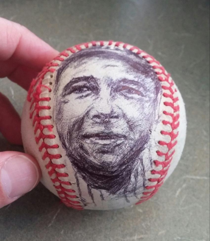 Babe Ruth par Righterrj